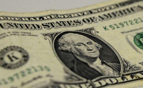 [Dólar fecha em queda de 1,54% cotado a R$ 5,36]