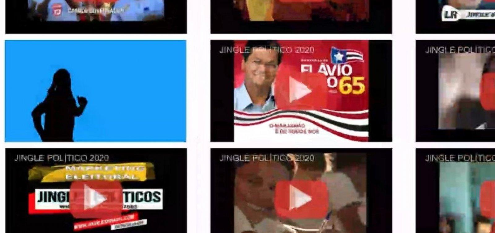 [Produtores de jingles políticos em Salvador acusam empresa de 'roubar' materiais]