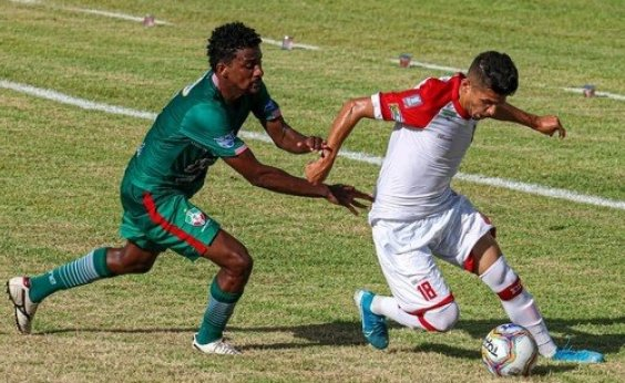 [Brasileirão: CBF adia jogo entre Imperatriz e Jacuipense, pela Série C]
