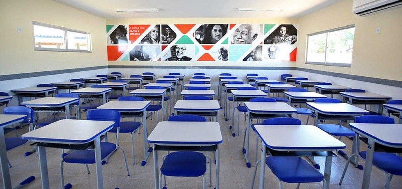 [Governo do Estado prorroga suspensão de aulas e eventos na Bahia até 30 de agosto]