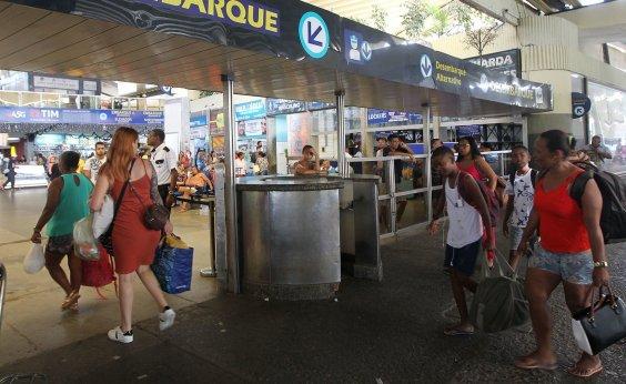 [Mais duas cidades baianas têm transporte suspenso; total chega a 353]