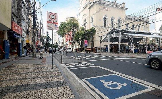 [Prefeitura entrega requalificação da Avenida Sete e Praça Castro Alves]