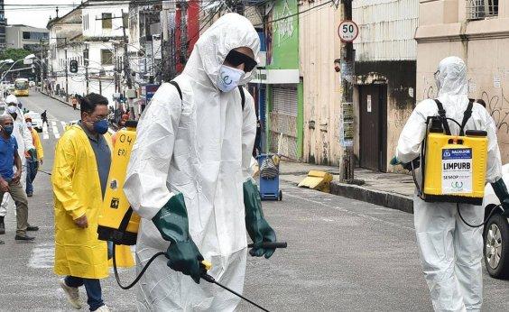 [Prefeitura prorroga medidas restritivas em Pirajá, Mata Escura e Pernambués]