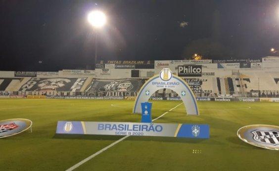 [Série B: Vitória consegue empate nos minutos finais e soma ponto em Campinas]