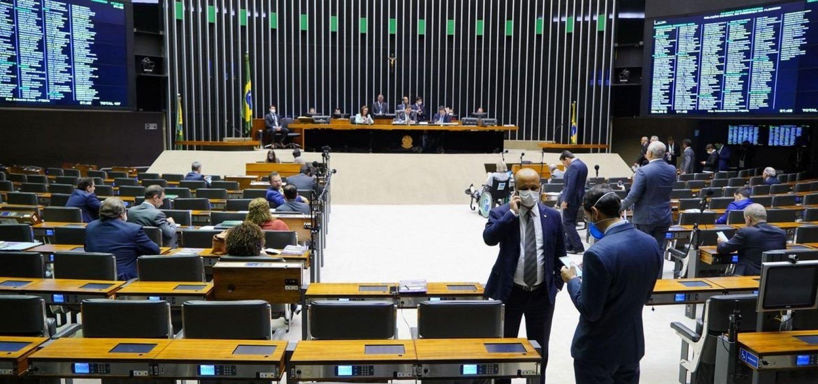 [Datafolha: reprovação ao Congresso aumenta em meio a reaproximação com Bolsonaro]