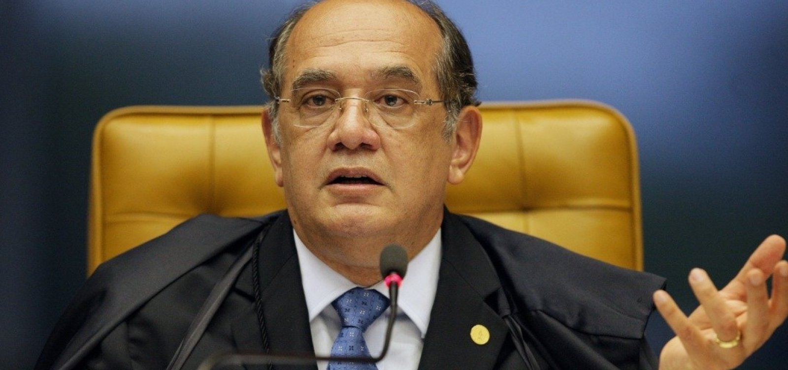 [Gilmar Mendes nega pedido de bolsonaristas para afastar comando da CPI das Fake News]