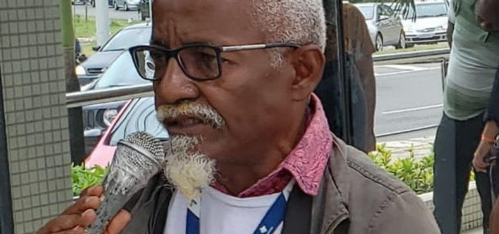 [Ex-candidato a prefeito de Salvador, Luís Carlos França morre por Covid-19]