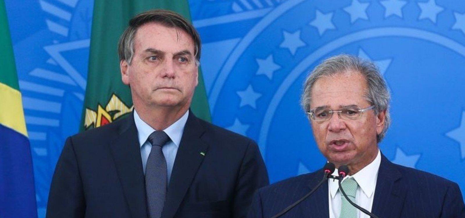 [Bolsonaro diz que pode prorrogar auxílio emergencial: 'Dá para chegar num meio termo']
