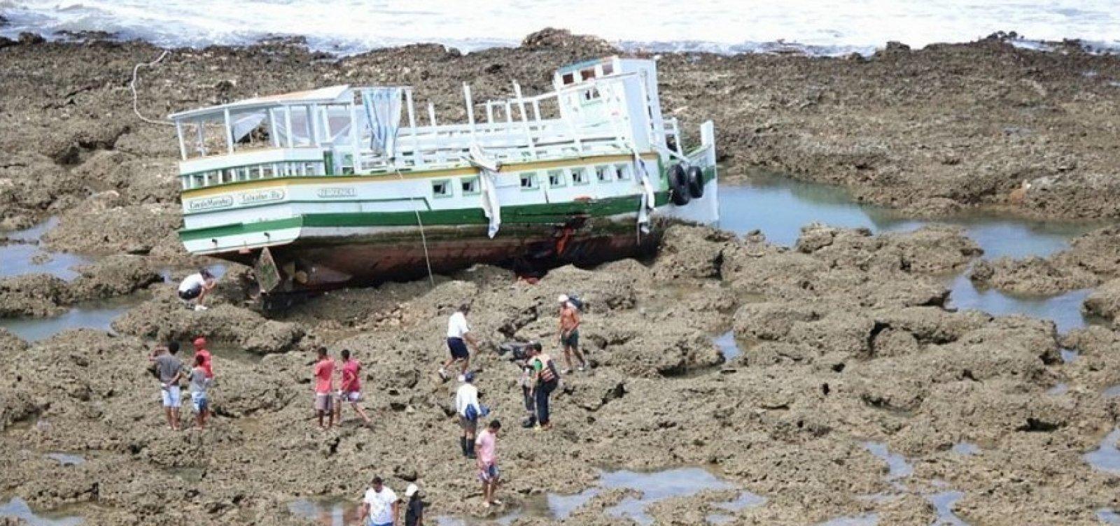 [Justiça condena dono e empresa de lancha que naufragou na Baía de Todos-os-Santos]