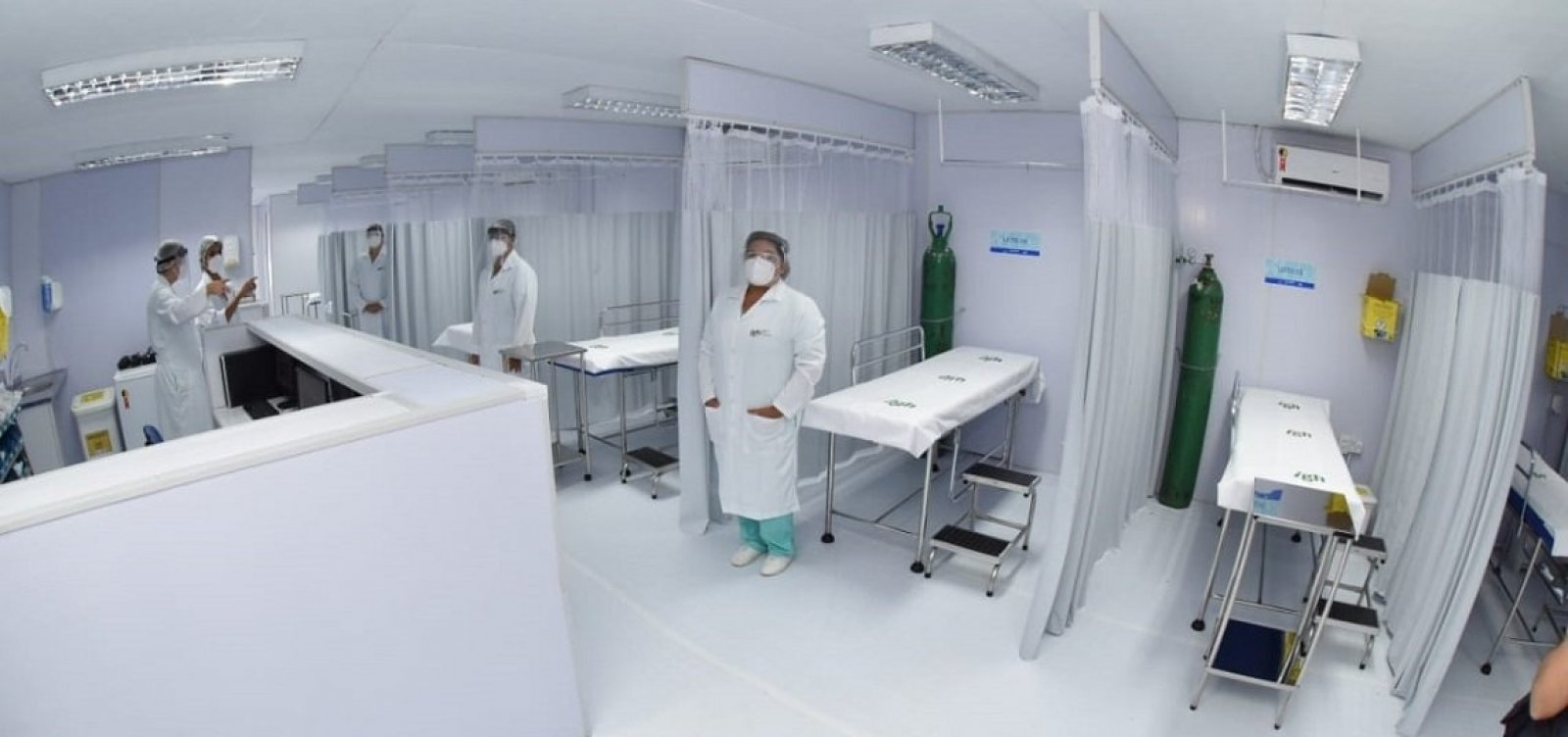 [Governo anuncia acordo com rede privada para fornecer medicamentos em falta nas UTIs]