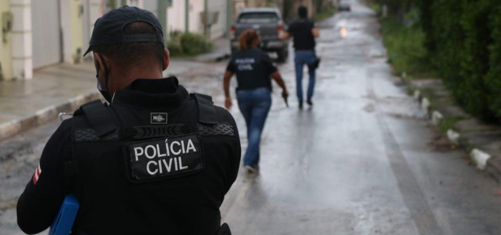 [Operação da Polícia Civil desarticula esquema de venda de drogas por universitários na Bahia]
