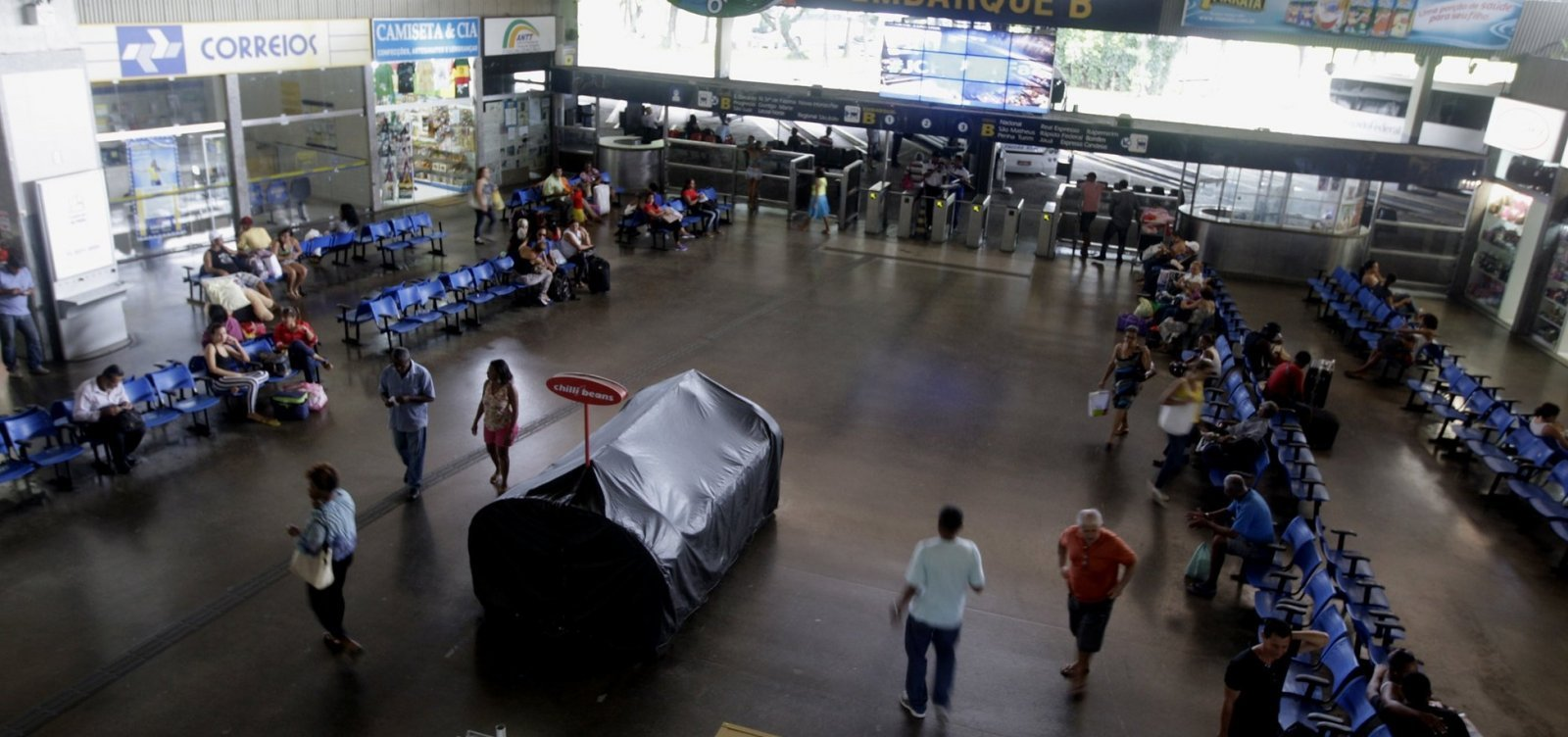 [Mais 4 cidades baianas adotam suspensão do transporte intermunicipal]