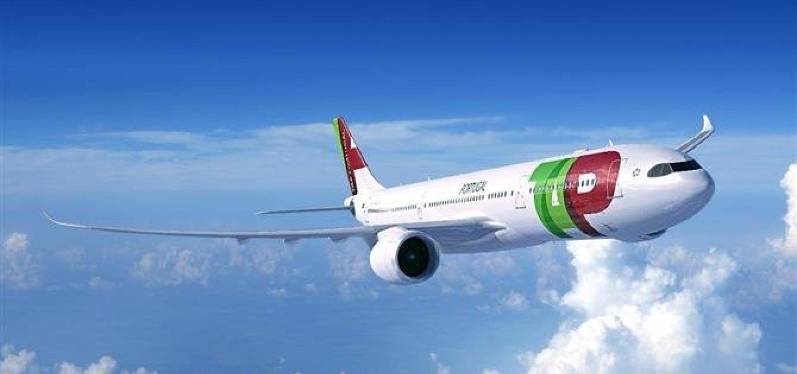 [Após cinco meses, voos Salvador-Lisboa são retomados pela TAP]