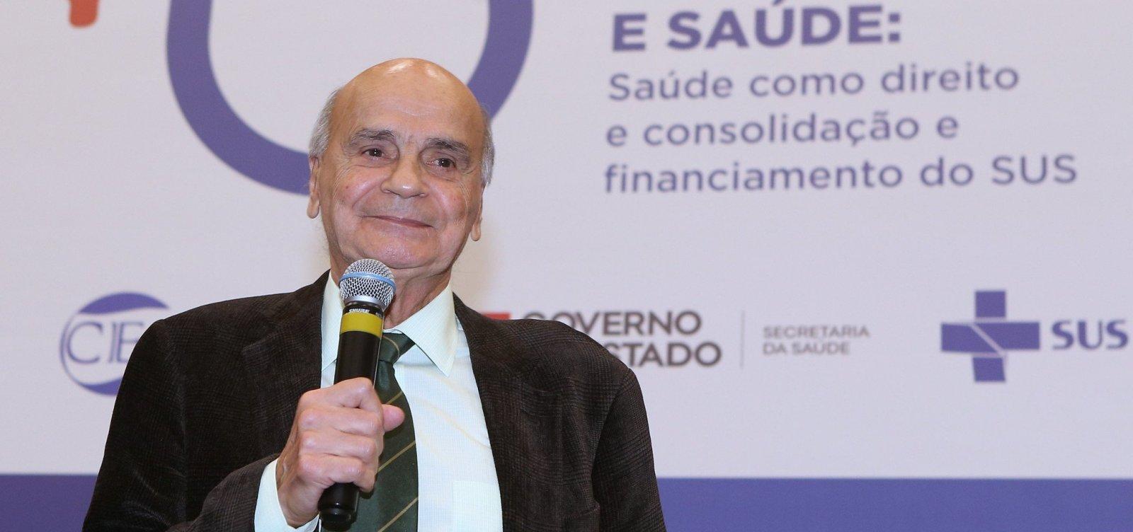 [Drauzio Varella diz que Bahia dá 'exemplo para o país' no combate ao coronavírus]