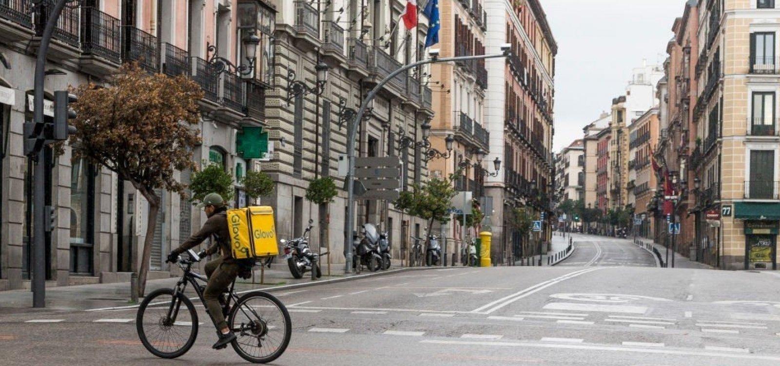 [Coronavírus: Espanha bate recorde com 10.476 novos casos em 24h]