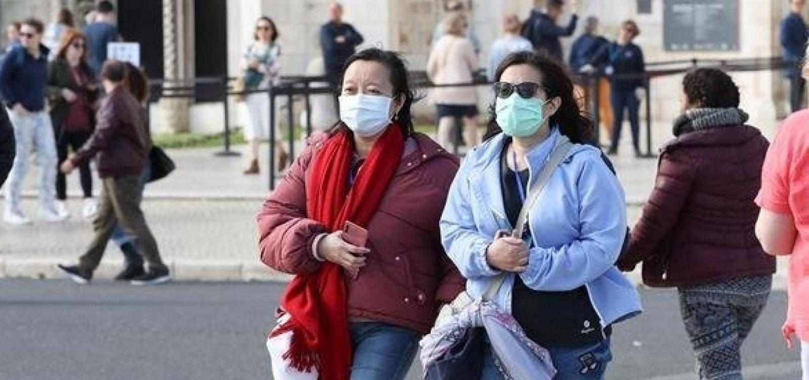 [Portugal tem maior número diário de casos de coronavírus desde maio]