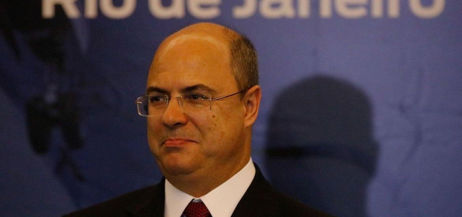 [Toffoli nega pedido da defesa e mantém decisão que afastou Witzel do governo do Rio]