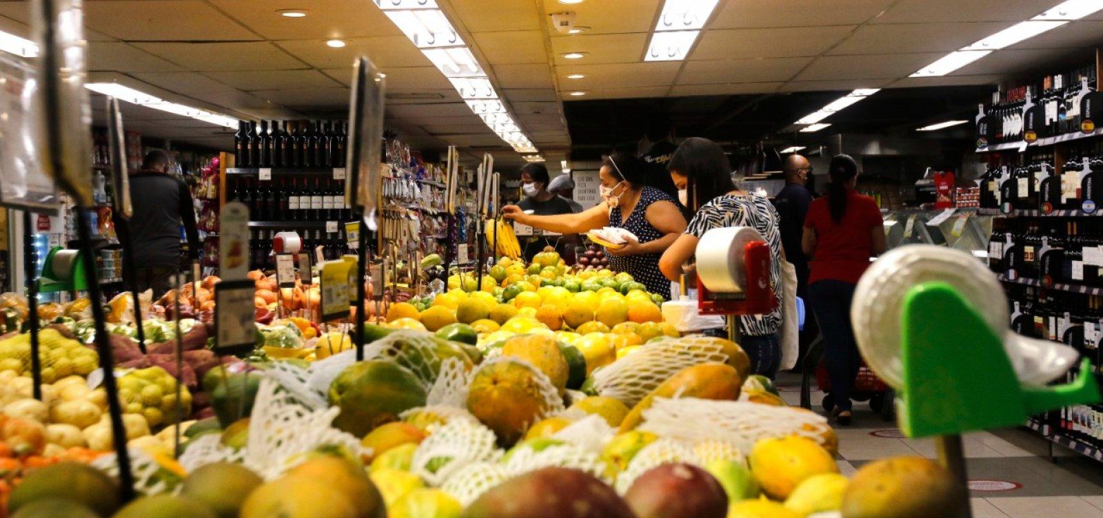 [Economia solicita informações sobre notificação a supermercados ao Ministério da Justiça]