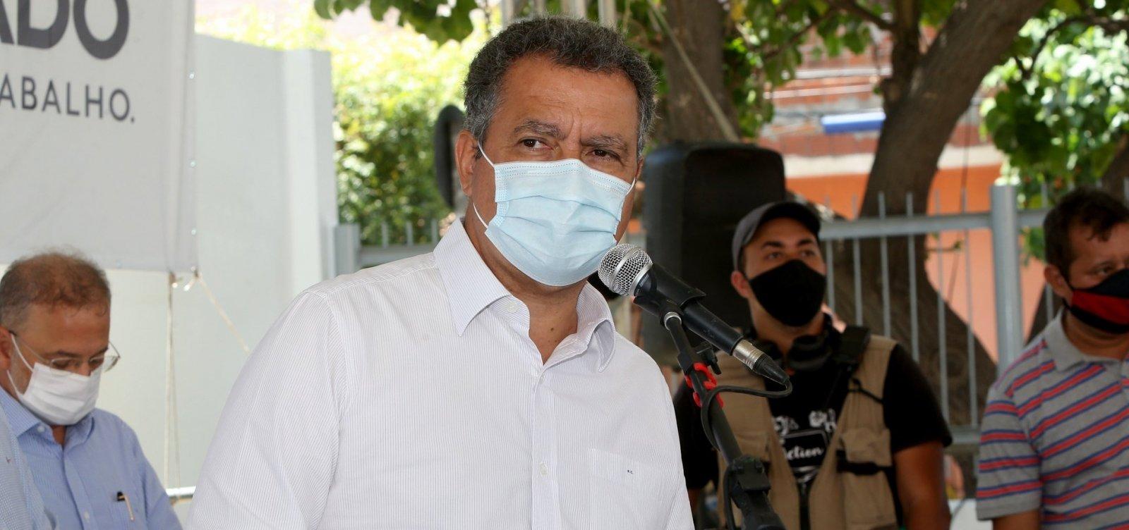 [Rui cobra TRE-BA para evitar aglomerações em convenções partidárias na Bahia]
