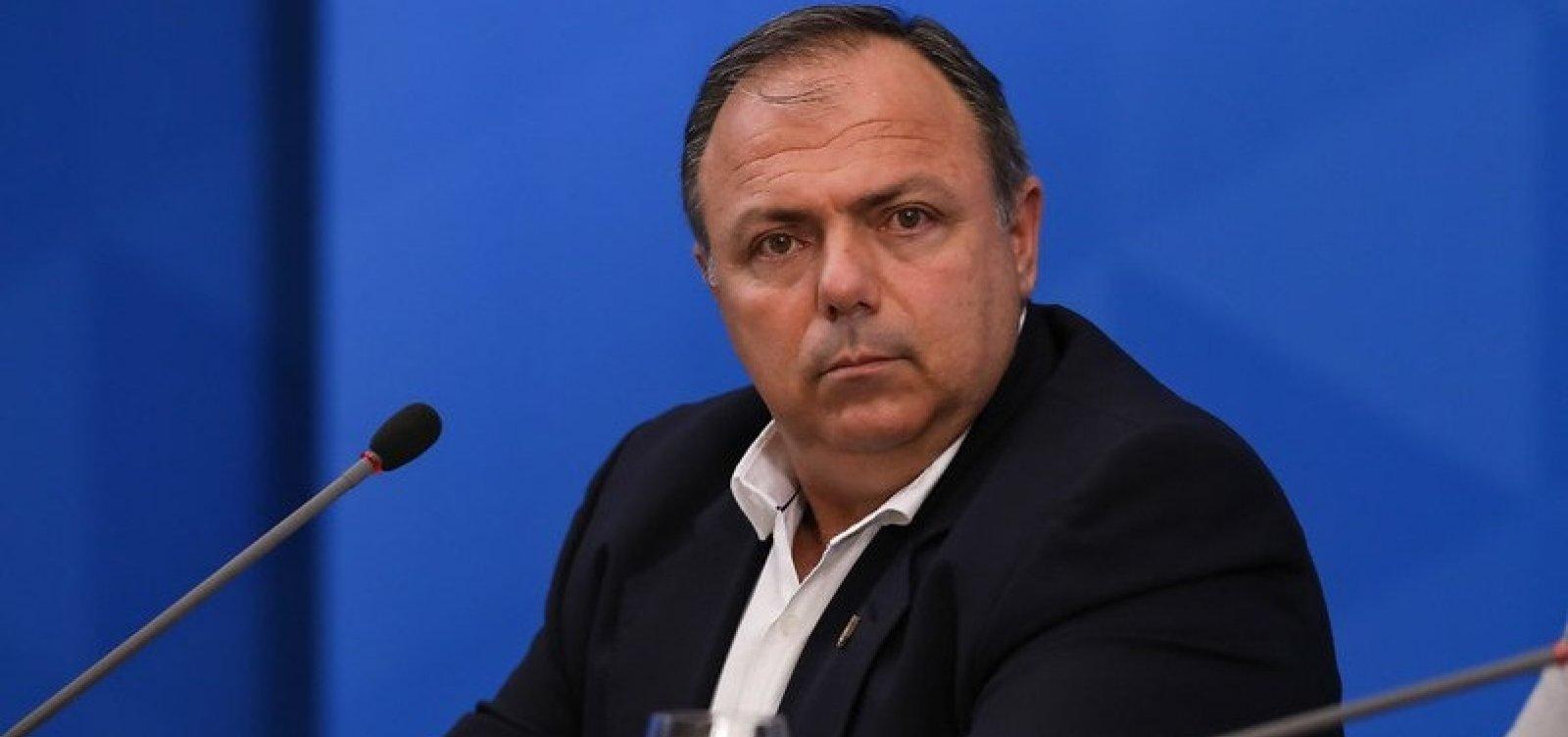 [Após mais de 3 meses como interino, Pazuello toma posse como ministro da Saúde]