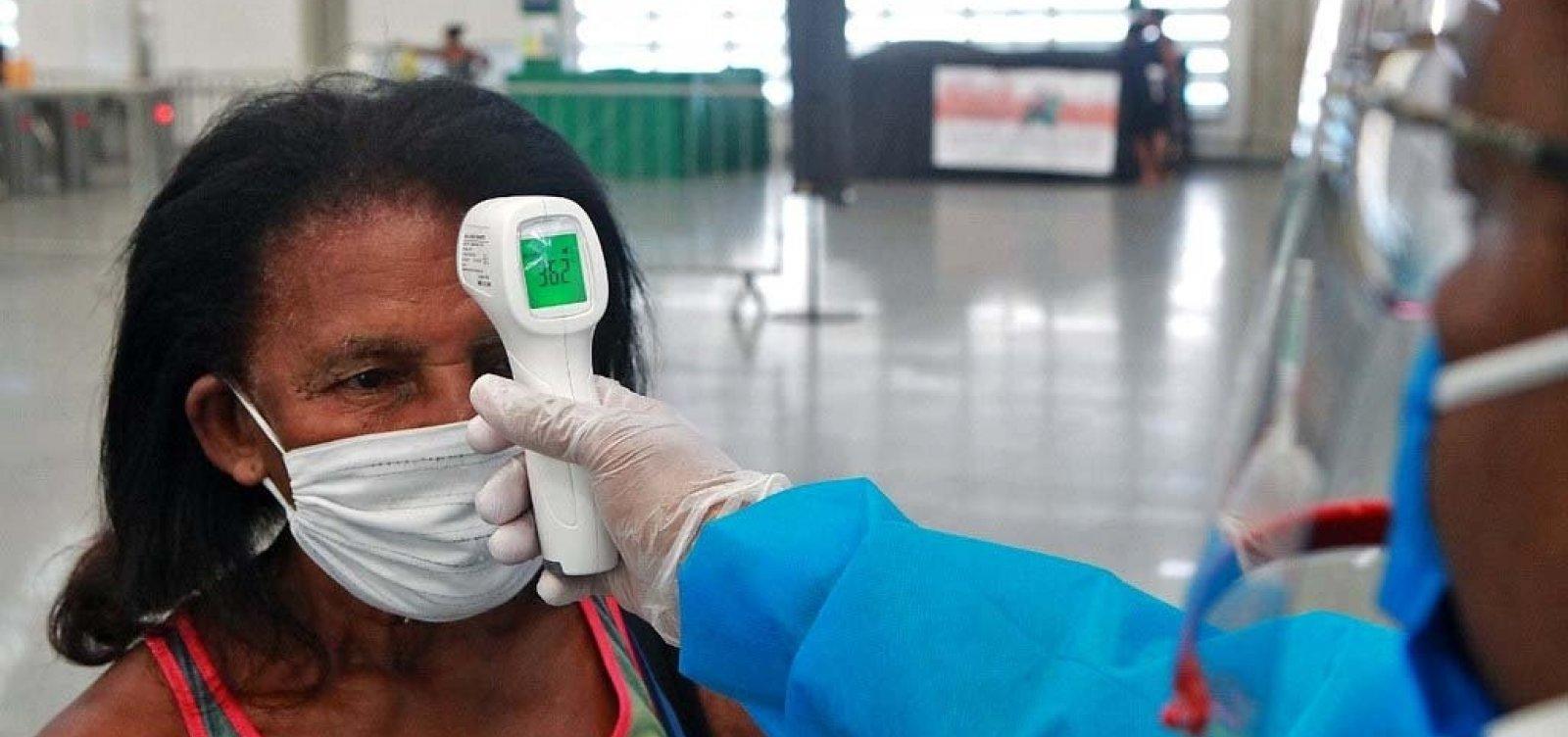 [Anvisa esclarece que uso de termômetros infravermelhos não causa danos à saúde]