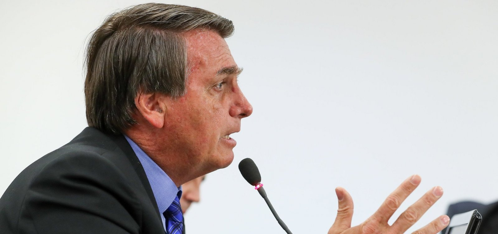[Bolsonaro anuncia que desistiu de criar Renda Brasil]