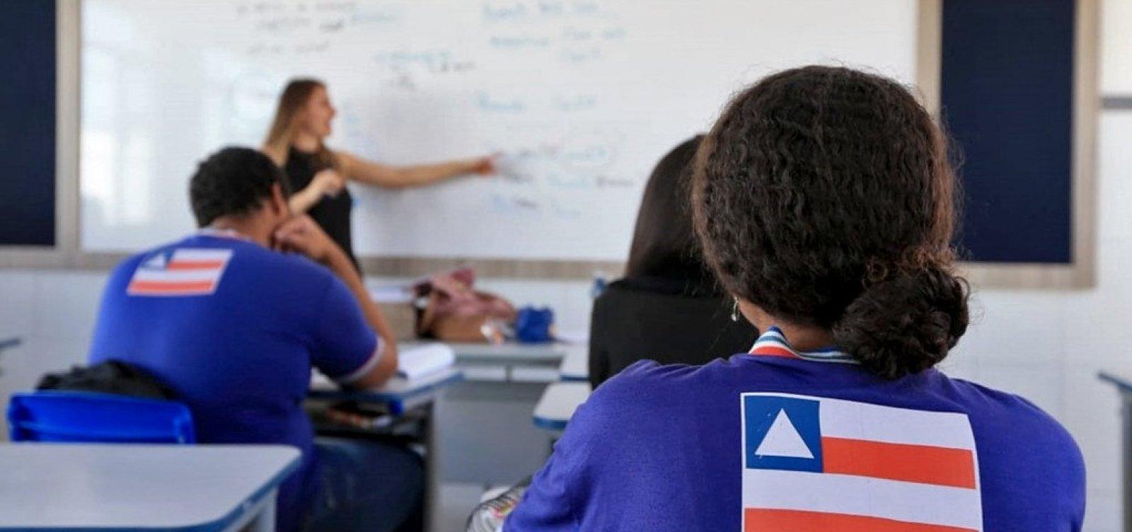 [Rede estadual de ensino da Bahia tem melhor desempenho no IDEB em 14 anos]