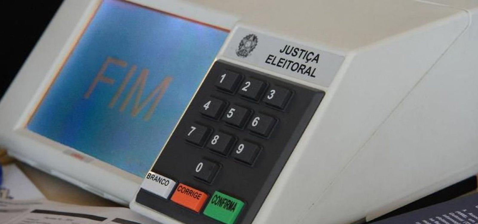 [STF considera inconstitucional impressão do voto nas eleições]