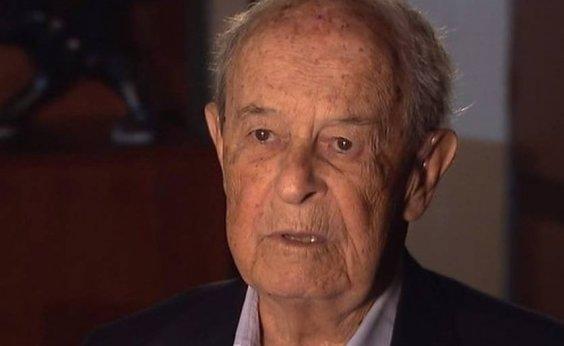 [Morre fundador do Banco Real, Aloysio Faria aos 99 anos]