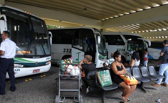 [Mais 4 cidades baianas têm transporte intermunicipal liberado; total chega a 307]