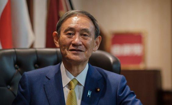 [Yoshihide Suga é eleito novo primeiro-ministro do Japão]