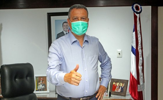 [Rui estima que até sexta-feira documentos da vacina russa cheguem a Bahia para iniciar processo]