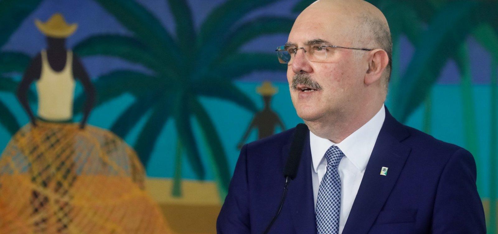 [MEC alerta que corte de verbas ameaça parar 29 instituições federais]
