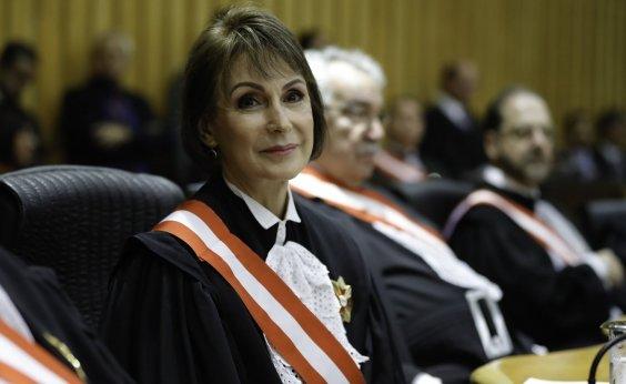 [Presidente do TST, Cristina Peduzzi, é diagnosticada com coronavírus ]