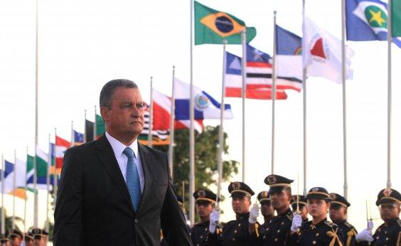 [Rui Costa pede ao STF anulação do emprego da Força Nacional no sul da Bahia]