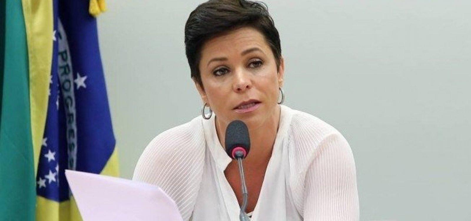 [Mesmo presa, Cristiane Brasil tem candidatura à prefeitura protocolada no TRE]
