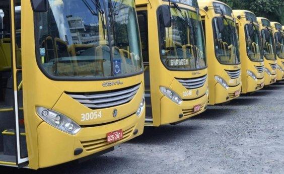[Prefeitura tem 48h para tomar providências sobre retorno de 100% da frota de ônibus, diz MP]