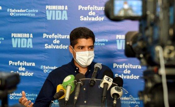 [Prefeitura inicia desativação de leitos exclusivos para coronavírus em Salvador]