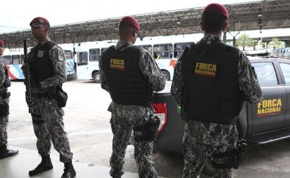 [Após pedido da PGE-BA, STF ordena retirada da Força Nacional do sul da Bahia]