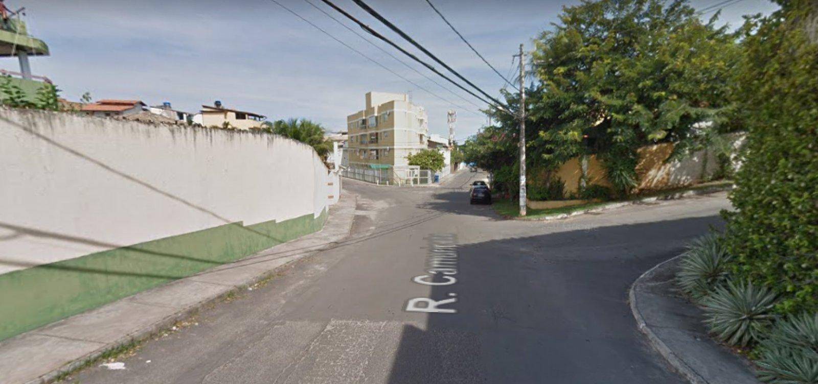 [Itapuã: tráfego de veículos é alterado na rua Camuripeba]