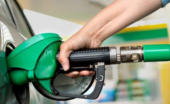 [Gasolina comum fica até R$ 0,56 mais barata em Salvador]