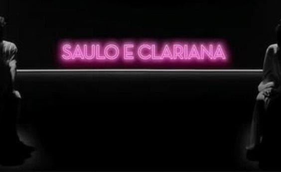 [Saulo e Clariana lançam single 'Tudo Bem' na próxima semana]