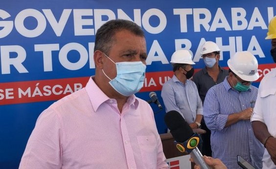 [Rui cita pacto federativo após STF cumprir retirada da Força Nacional do Sul da Bahia]