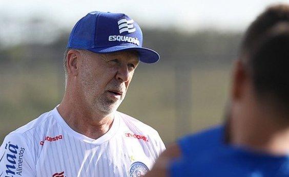 [Com 18 gols tomados, Bahia tem pior defesa da Série A]