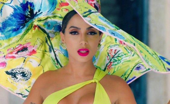 [Anitta lança 'Me gusta' com clipe gravado no Pelourinho]
