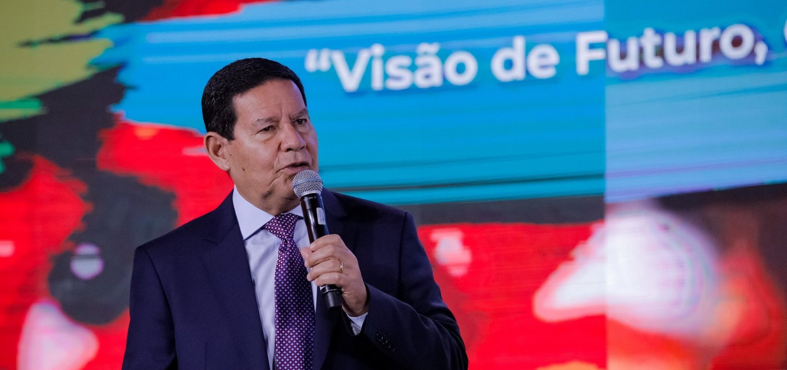 [Mourão cita desmatamento na Guiana Francesa após crítica da França a acordo com Mercosul]
