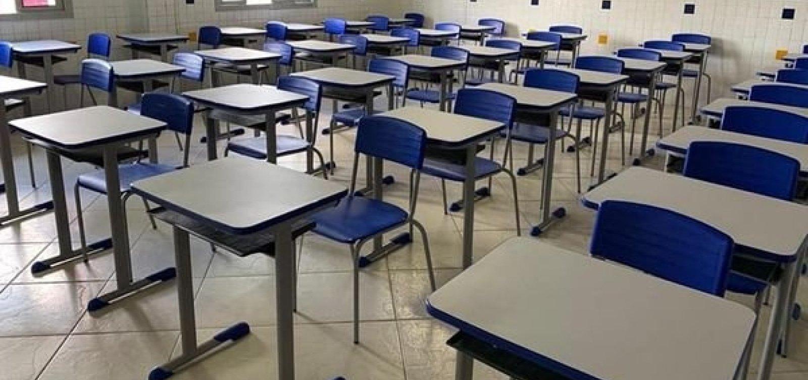 [Governo já repassou R$ 454,3 mi para retomada de aulas da educação básica]