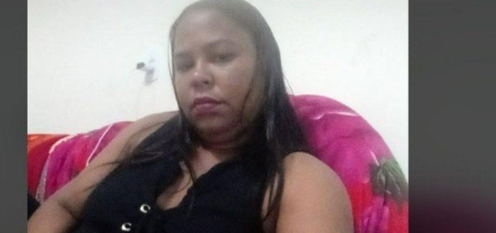 [Mulher morre após ser atingida por bala perdida ao voltar do trabalho em Nova Sussuarana]