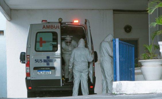[Bahia registra 40 mortes e 2.191 casos de Covid-19 nas últimas 24 horas]