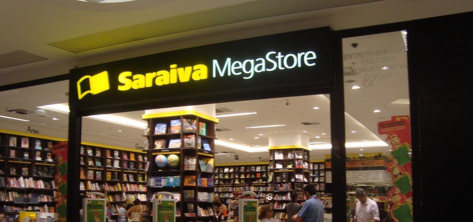 [Livrarias Saraiva fecham todas as unidades em Salvador a partir de amanhã (21)]